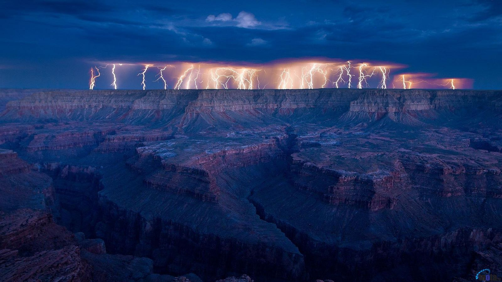Grand Canyon Lighting In 2019 Place Amazing Nature