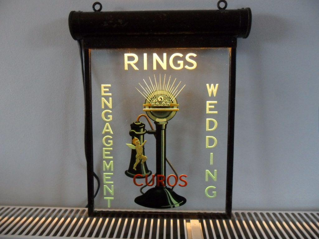 Vintage Jewellers Sign Jewellery Quarter Birmingham Jewellery Quarter Jewellery Display