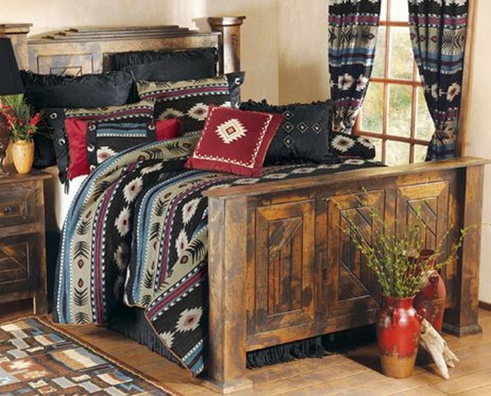 55+ Rustic Bedroom Furniture Inspirations_13