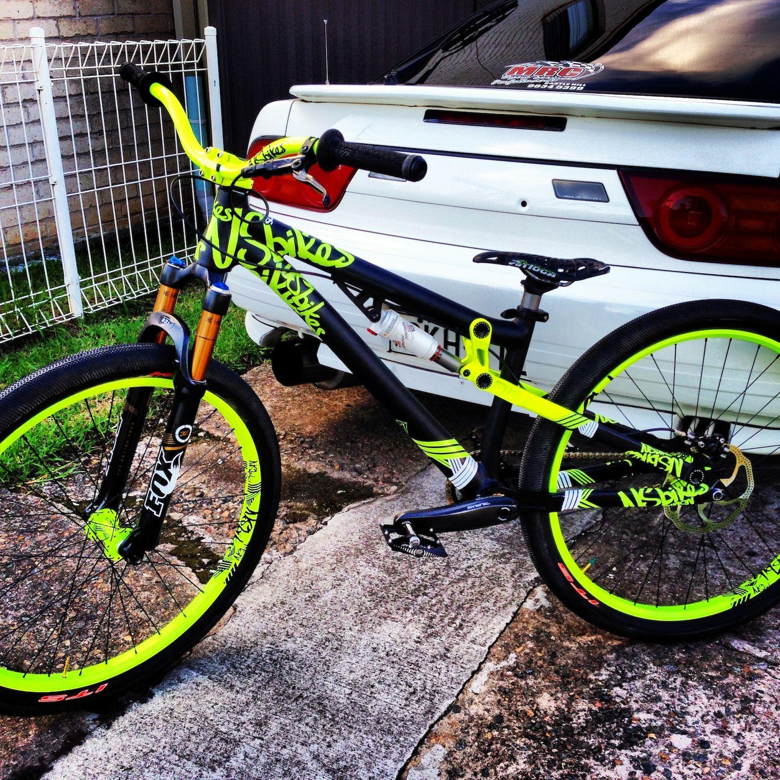 Ns Bikes 2013 Soda Fox 831 Fox Ns Bikes Amp Saints Parts