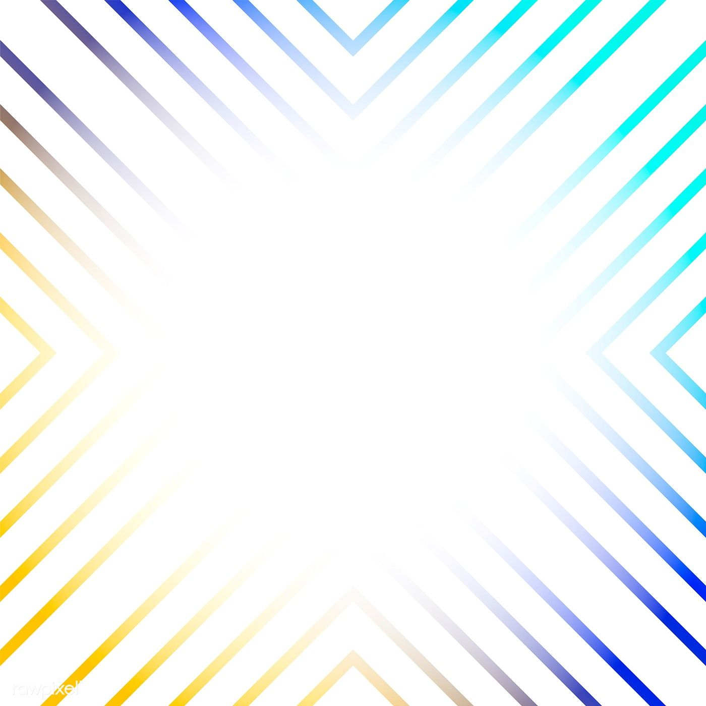 Colorful Linear Abstract Background Vector Free Image By