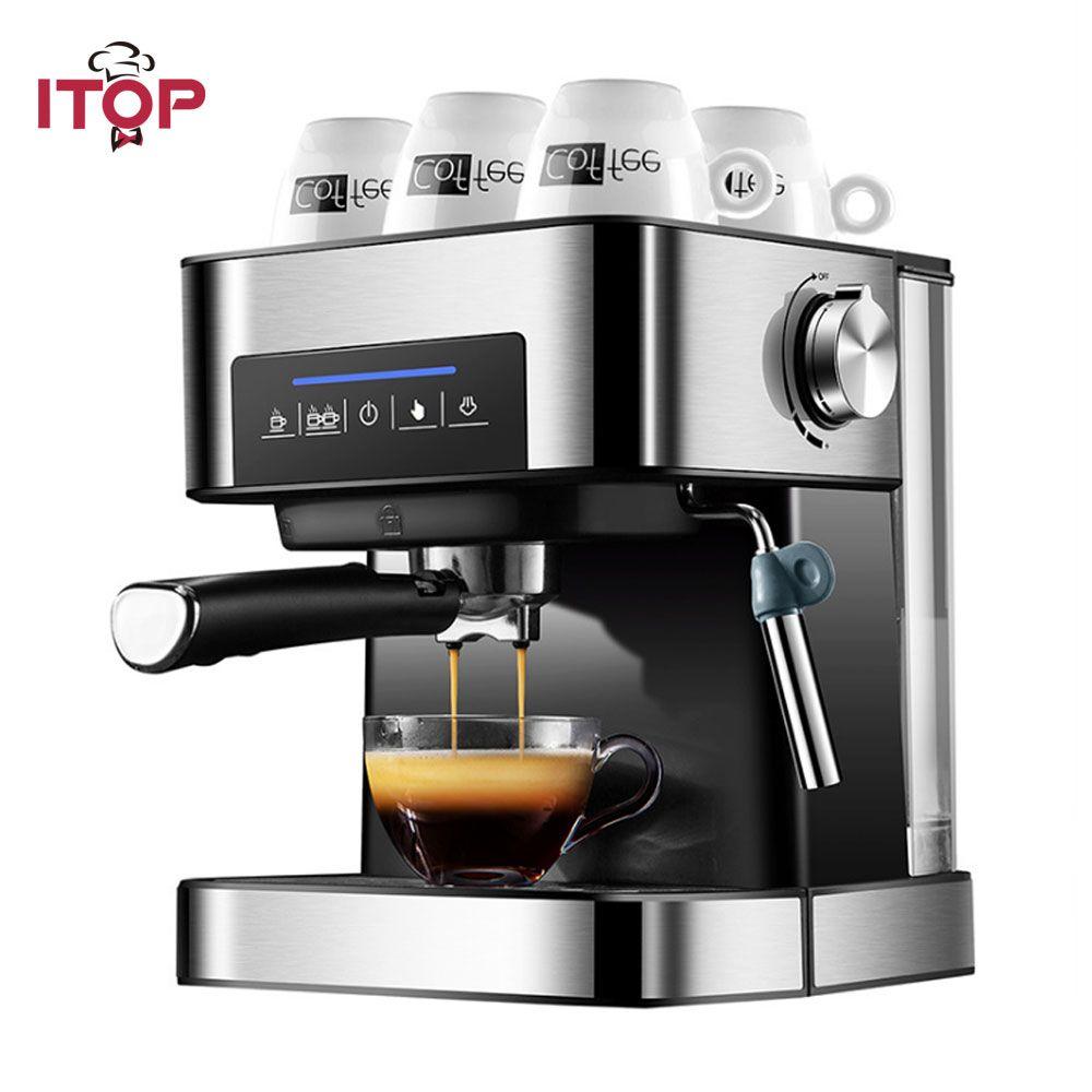 ITOP Electric 20Bar Italian Coffee Maker Household