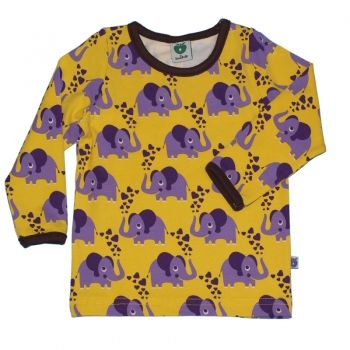 T-Shirt Elefanten, Smafolk