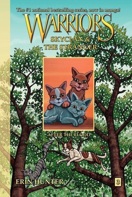 After the Flood Warrior cats books, Warrior, Warrior cats