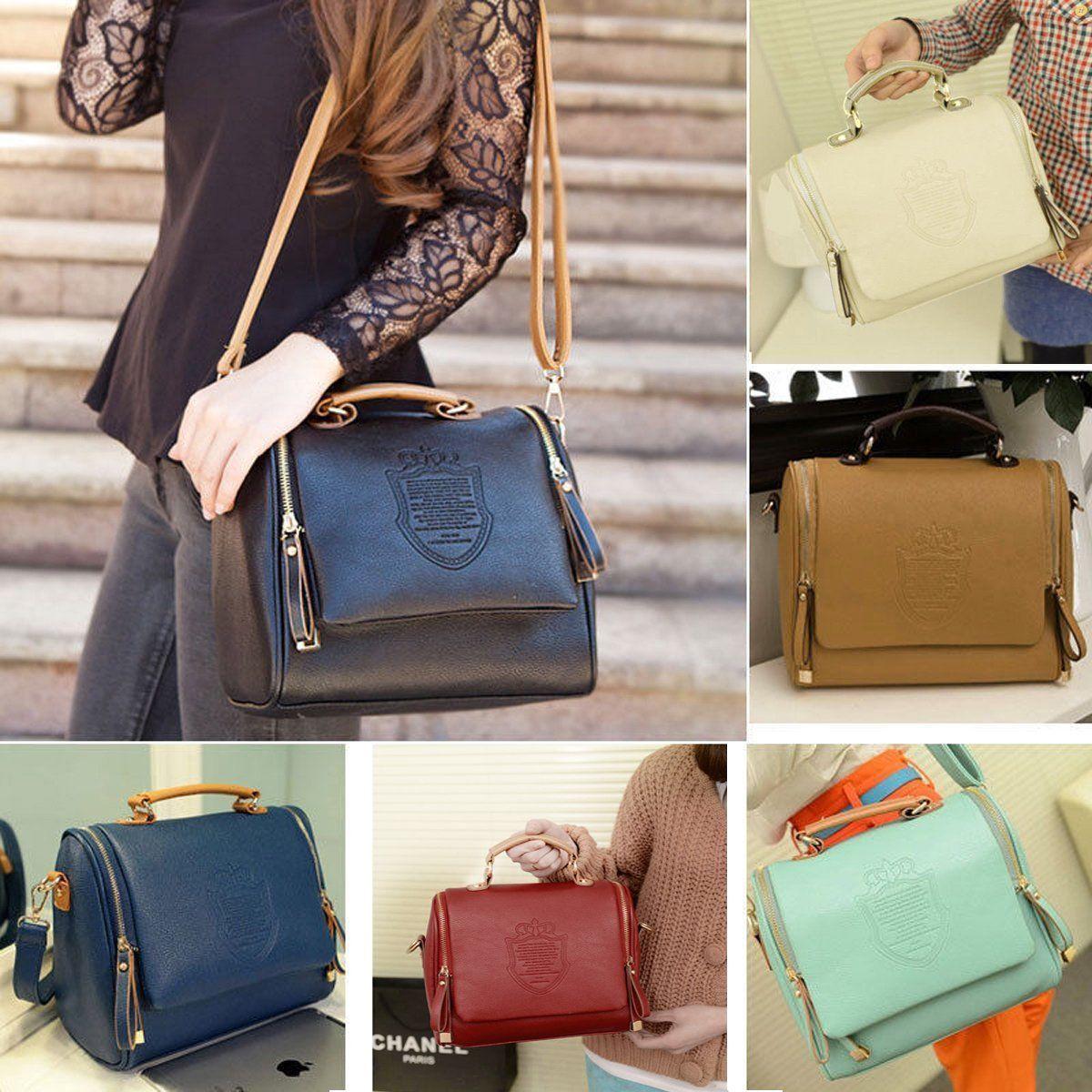 7a4d67efeea NEW Lady Women Handbag Shoulder Bags Tote Purse Satchel Women ...