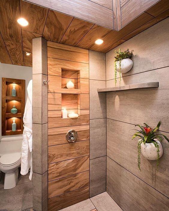 Die Bemerkenswertesten Wanddesigns Fur Badezimmer In 2020 Badezimmer Renovieren Badezimmer Dekor Bad Inspiration