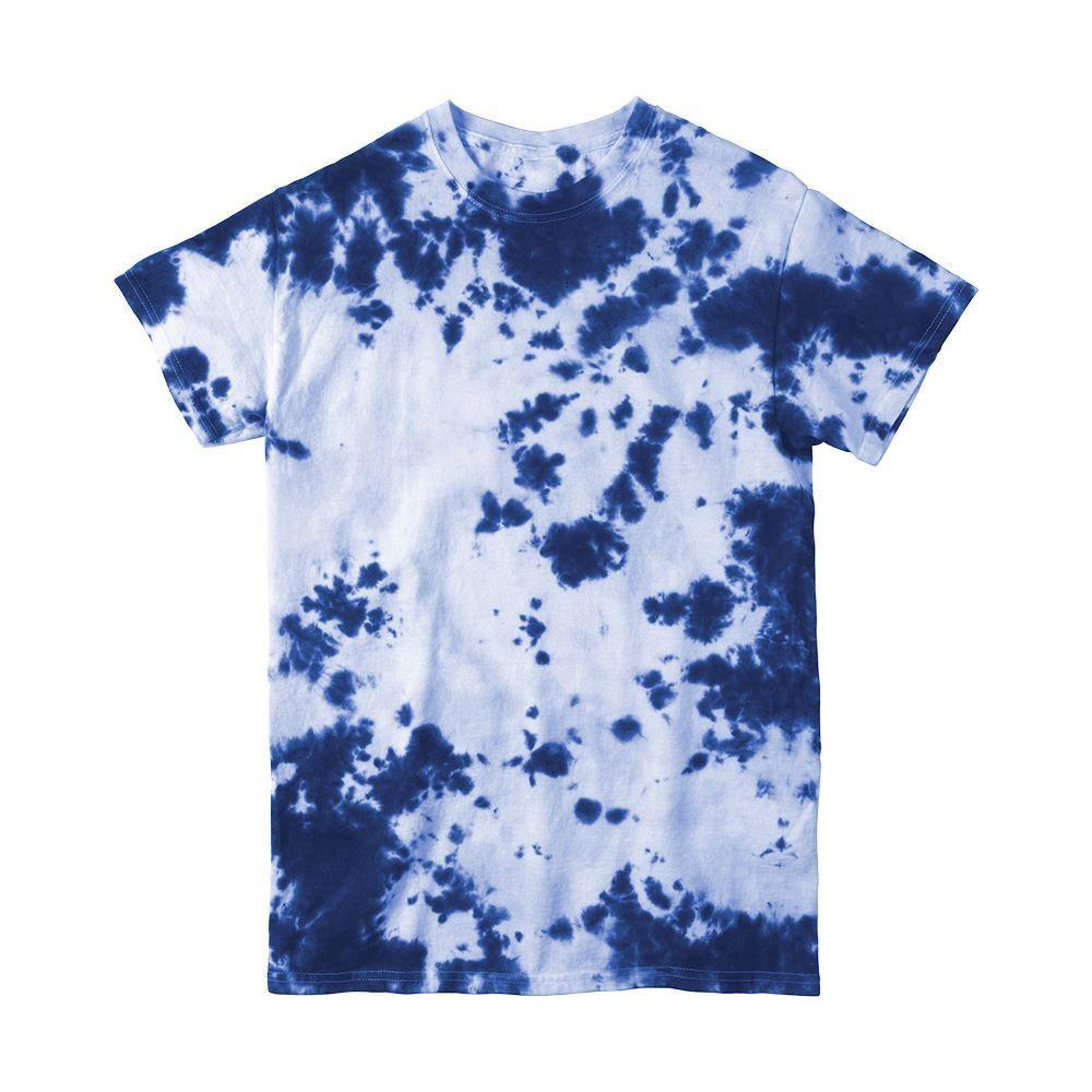5 Crumple TieDye Ideas Dye t shirt, Tie dye shirts