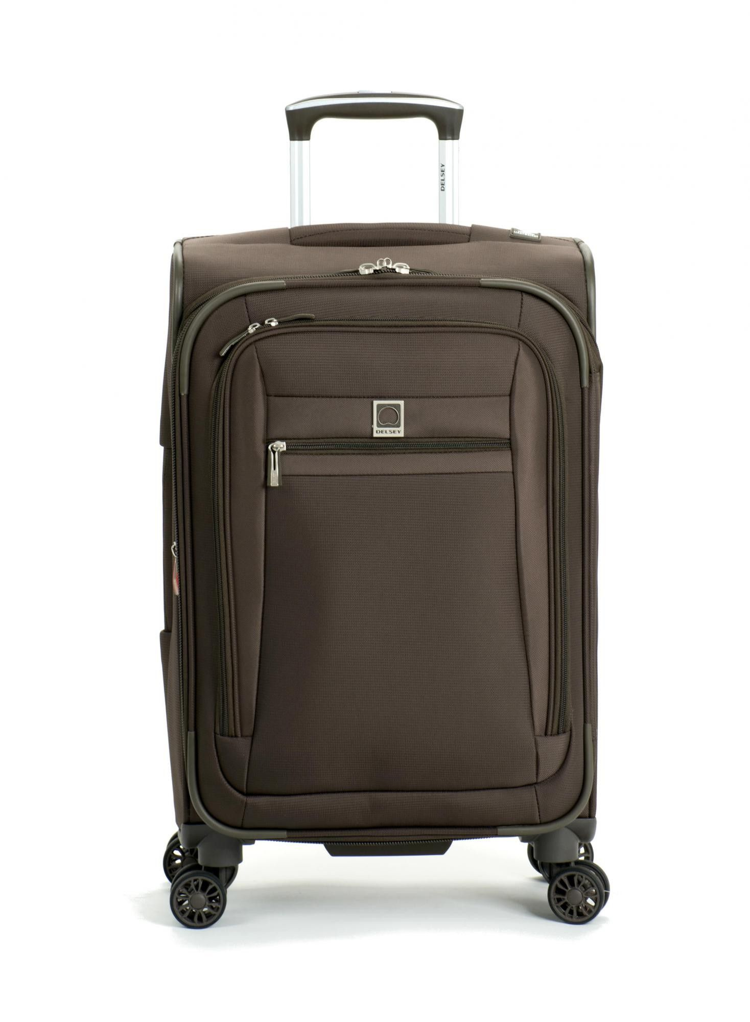 0e630bc8952 The Delsey Helium Hyperlite bags are unbelievably lightweight with maximum  packing capacity for all your traveling needs. Solidly built with spinner  wheels, ...
