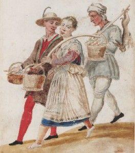 Image #58, Mores Italiae, 1575 | Morgandonner.com