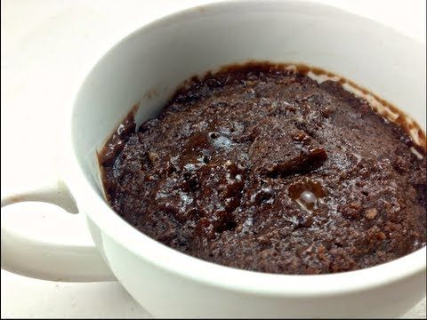 how to make a mug cake in the oven