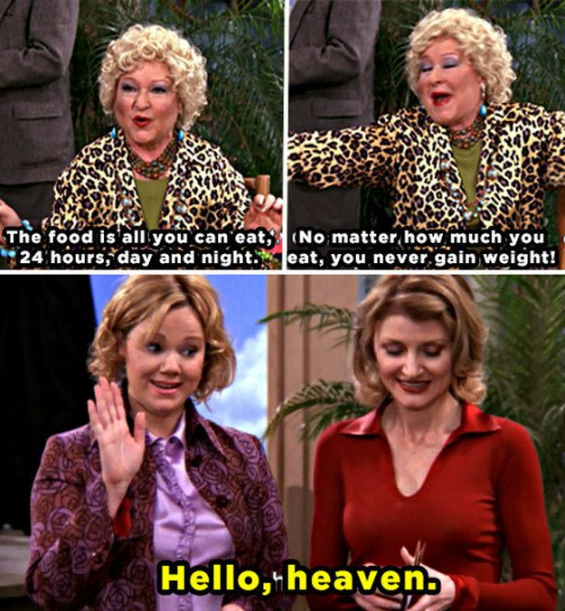 """You have a very healthy appetite. 