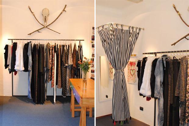 6 showrooms del interior para comprar cosas lindas  Una marca de indumentaria inspirada en la cultura rockera y el estilo gypsy.         Foto:Gentileza prensa