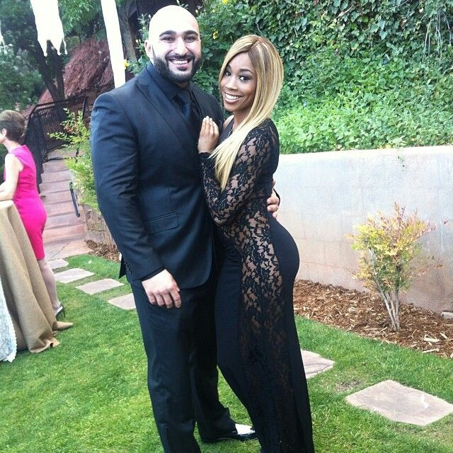 Vincent & Ariane Andrew | WWE & TNA Family / Couple ... Vincent Isayan Total Divas