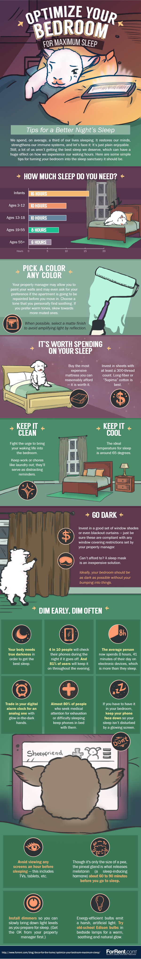 how to make your bedroom better