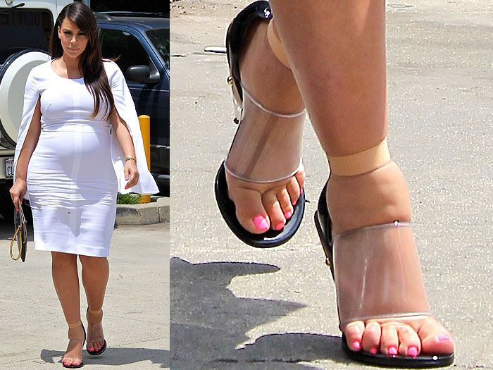 White Sandals For Women By Baby Cakes