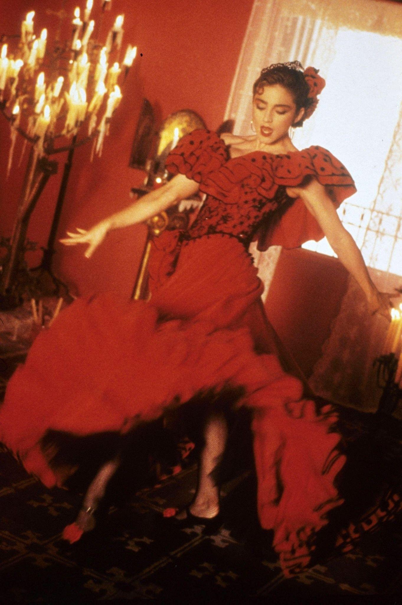 Pin By Sakura On Nutcracker Spanish Chocolate Madonna Vogue Madonna Costume Madonna 80s