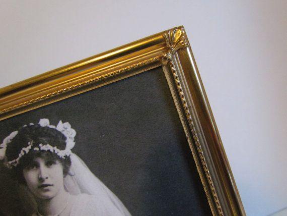 Vintage Wedding Frame Pinterest Wedding Art Deco By Kozykitchy Wedding Frames Vintage Picture Frames Photo Frame Gift