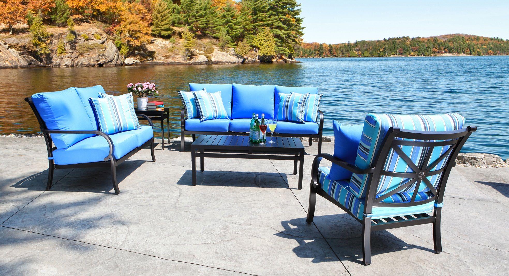 Outdoor Furniture Essentials From Cabana Coast, Mississauga, Ontario