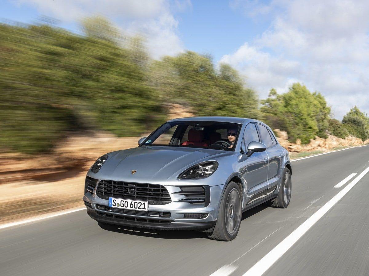 Porsche Macan To Go All Electric Porsche The New Range Rover New Range Rover Evoque
