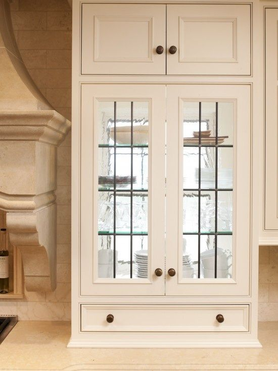 Glass Cabinet In Front Of Window Glass Cabinet In Installed In