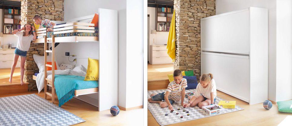 Armoire Lit Superpose Lit Escamotable Meubles Celio Mobilier