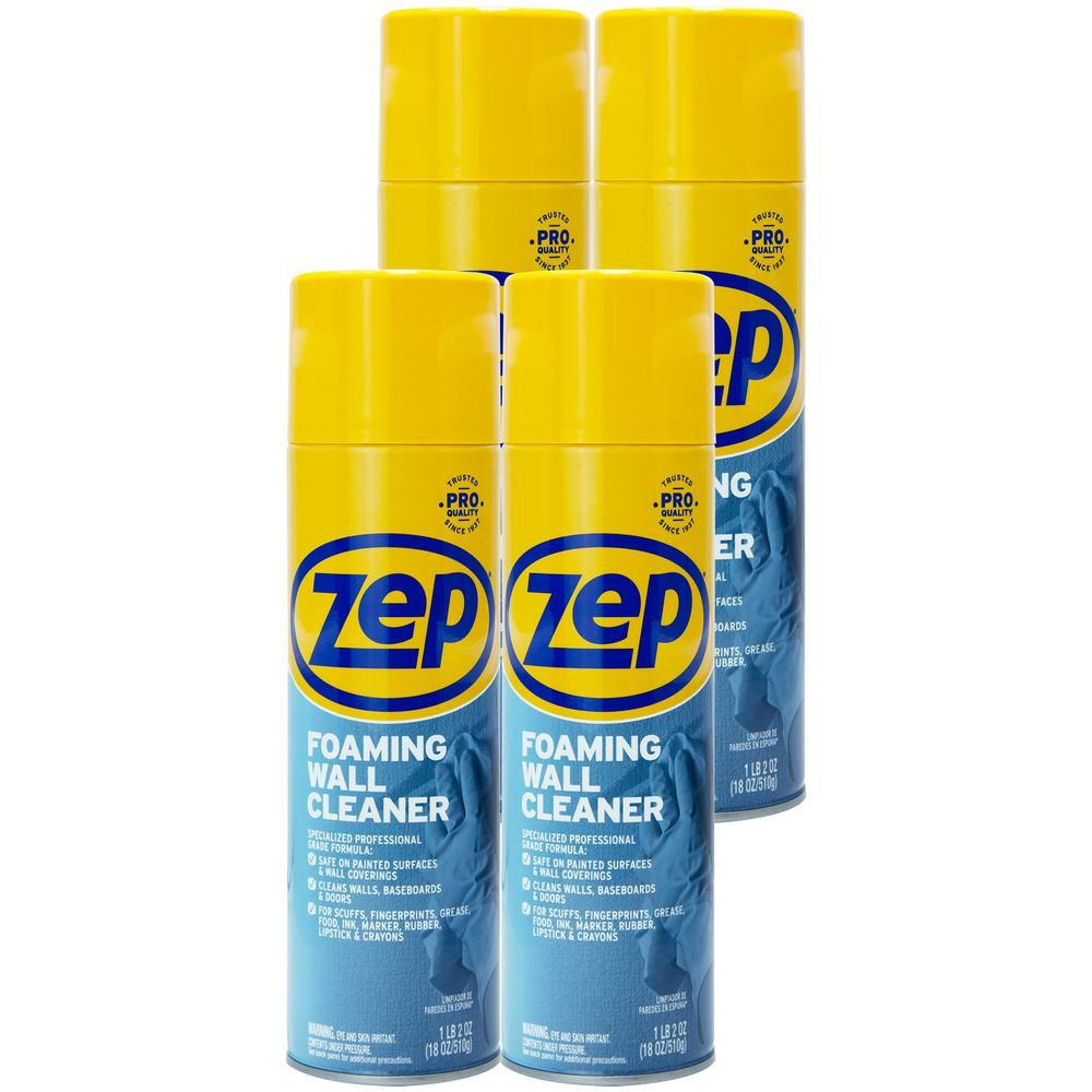 Zep 1 Gal Neutral Floor Cleaner Zuneut128 The Home Depot