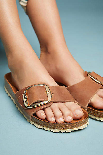 ea04674d26c Birkenstock Madrid Big Buckle Sandals | Chaussure in 2019 ...
