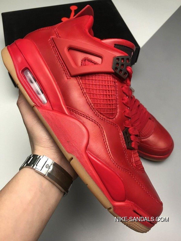 1a978e4d581d Air Jordan 4 Singles Day Festival Red AV3914-600 Size New Year Deals ...