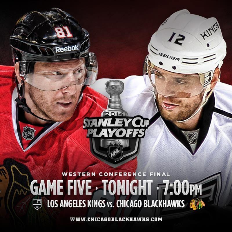 Game 5 TONIGHT!! Chicago blackhawks, Blackhawks, Hawks game