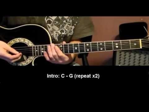 Feels Like Rain Acoustic Guitar Tutorial Chords Lyrics Buddy