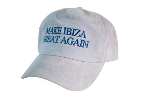 47bf96f81 Make Ibiza Great Again Cap | clothes | Baseball hats, Cap, Ibiza