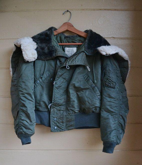 Reserved on Hold for John Vintage Flight Jacket Alpha Industries N ...