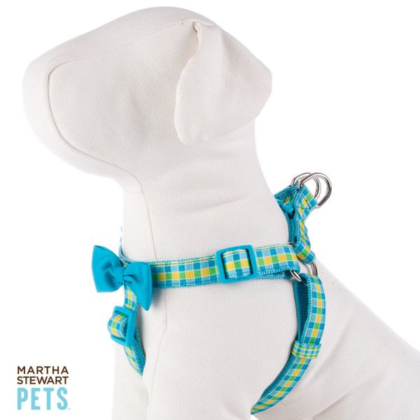 ca40bdac28941d959fe79999f6ff9aec martha stewart pets® bow dog harness harnesses petsmart pets