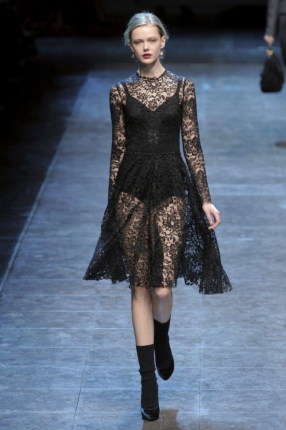 Dolce & Gabbana FW 10