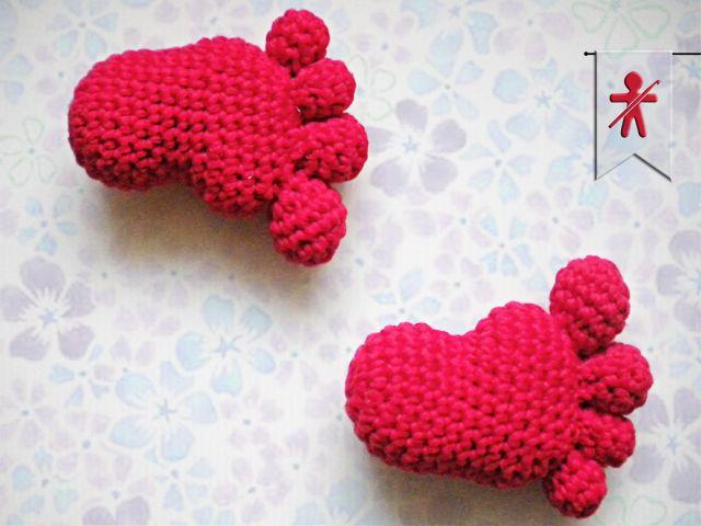 Crocheted by AmigurumisFanClub!!! Free pattern: http://www.haakpret ...