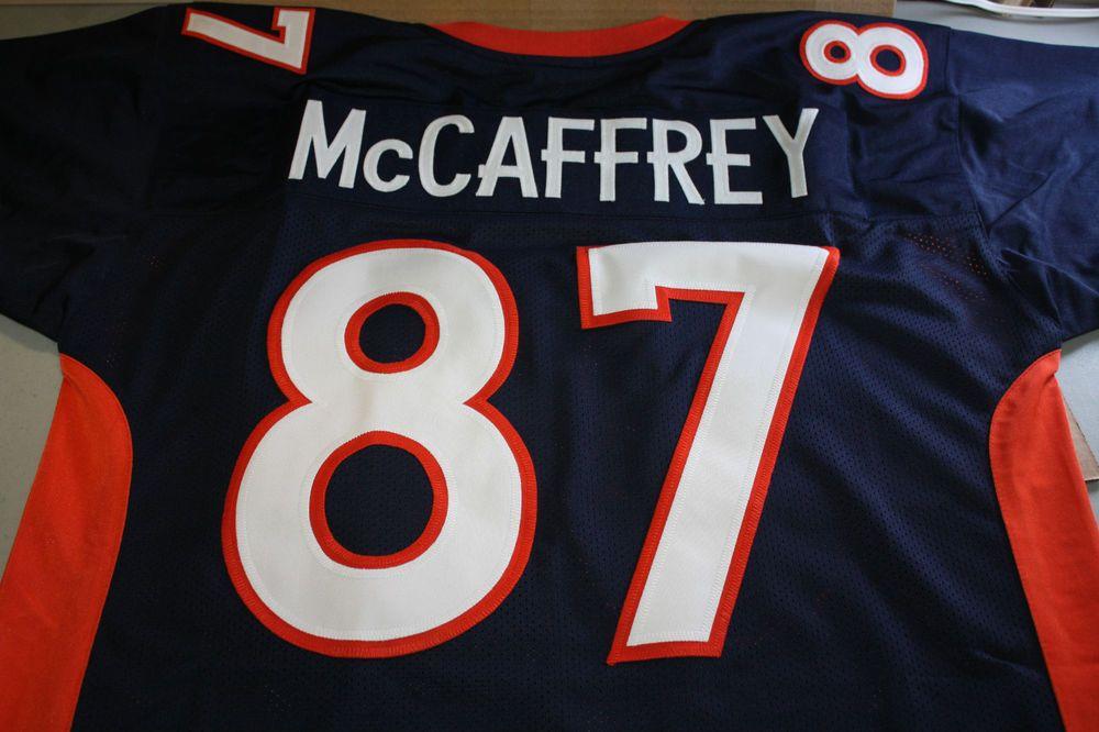 Details About Nike Ed Mccaffrey 87 Denver Broncos Jersey