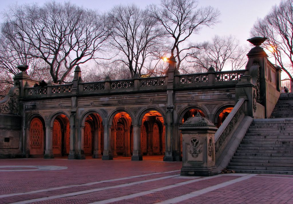 Bethesda Terrace. I Need To Go Back To NYC And See Central Park This Time