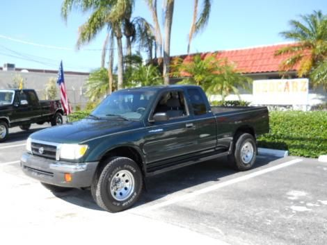 1999 toyota tacoma for sale in florida fl 6450 cheap cars for sale. Black Bedroom Furniture Sets. Home Design Ideas