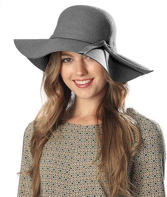 d3475ada27b Wool Floppy Winter Hat  hat  womens