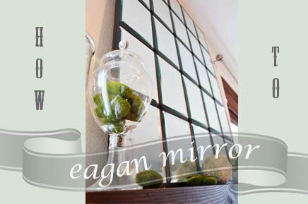 DIY Copy of PB Eagan Mirror