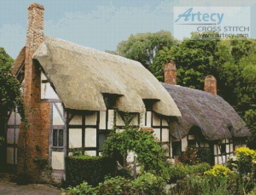 http://www.artecy.com/anne-hathaways-cottage-photo-cross-stitch.html
