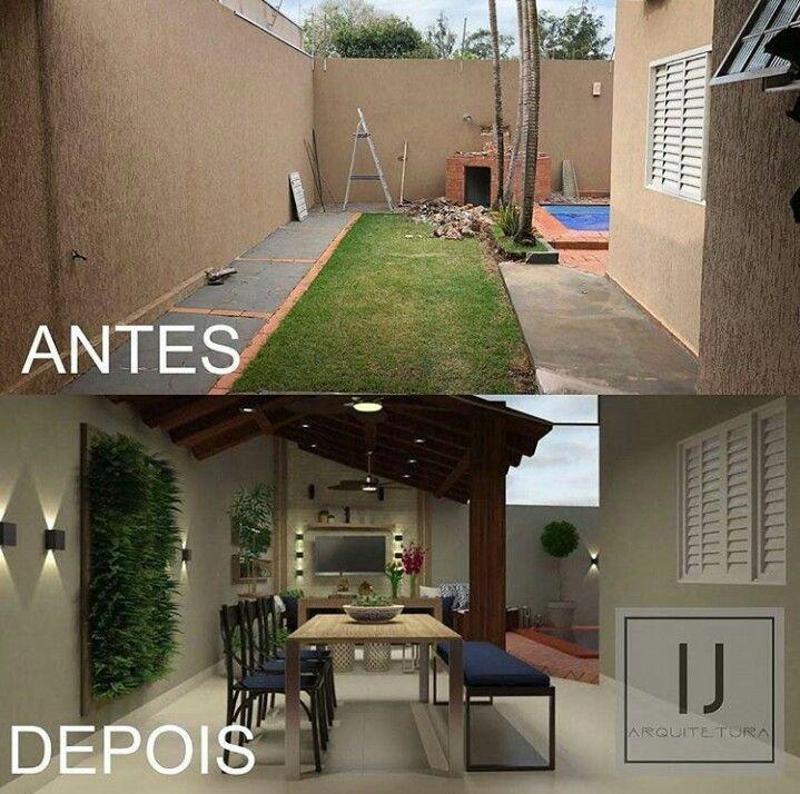 Pin De Dania Hernandez En Design Exteriores De Casas Diseno De Terraza Diseno De Patio