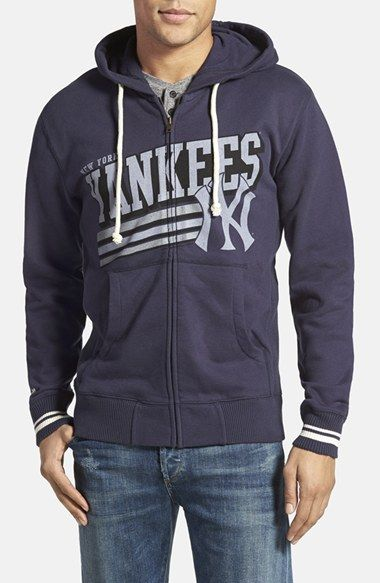 finest selection 28ed6 3cb46 Men's Mitchell & Ness 'New York Yankees' Tailored Fit Full ...