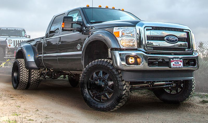 Lifted Ford Super Duty by DSI & Lifted Ford Super Duty by DSI | truckscars and cycles ... markmcfarlin.com