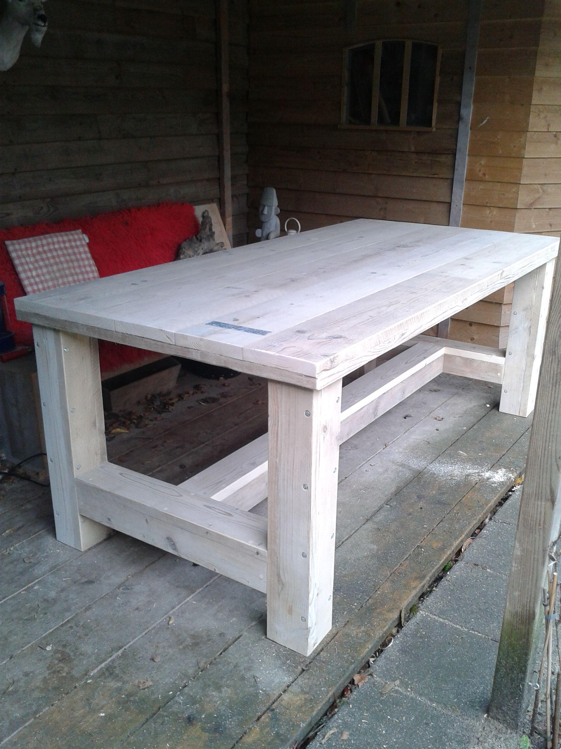 kloostertafel | Home | Pinterest | Tisch, Bänke und Möbel bauen