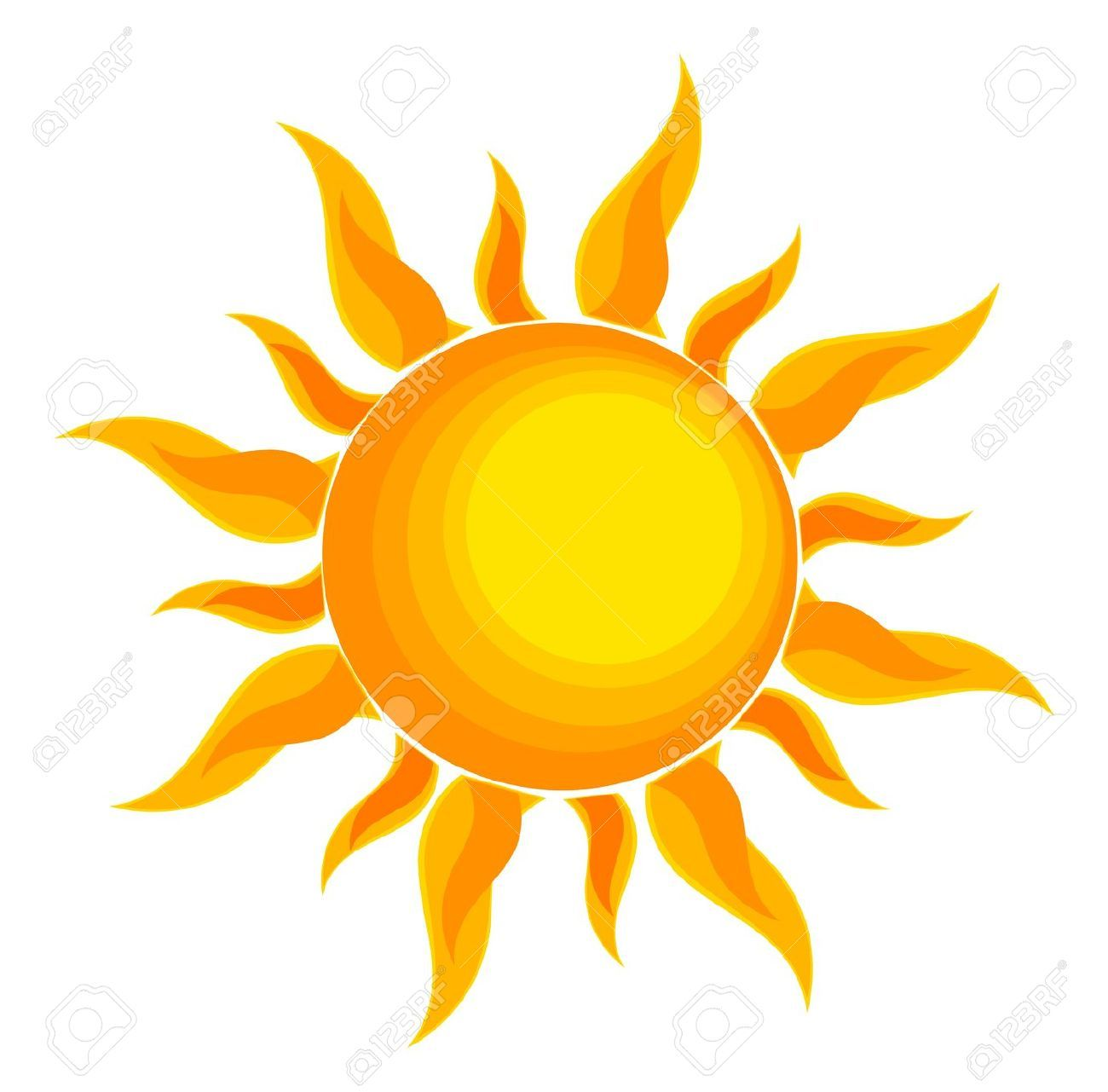 sun over white royalty free cliparts vectors and stock stuff rh pinterest com Sunshine Vector Free Free Vector Silhouettes