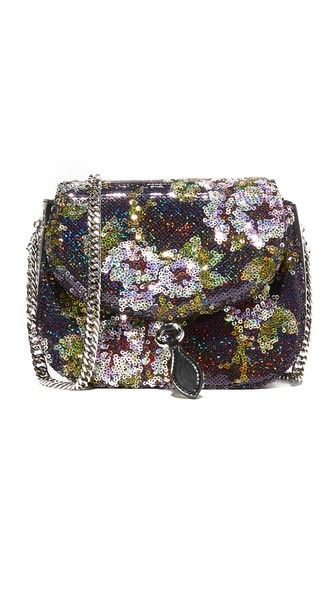 bb1d878314b ROCHAS Embroidered Bag.  rochas  bags  shoulder bags  leather  charm   accessories