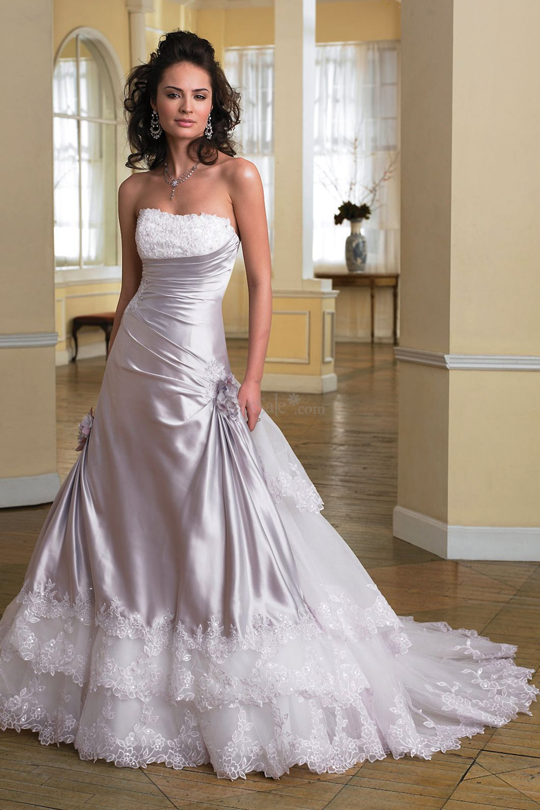 Previously owned wedding dresses  Pin by Bev Veach on Dresses  Pinterest