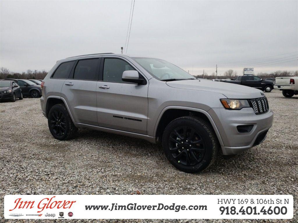 Jeep 2019 Grand Cherokee