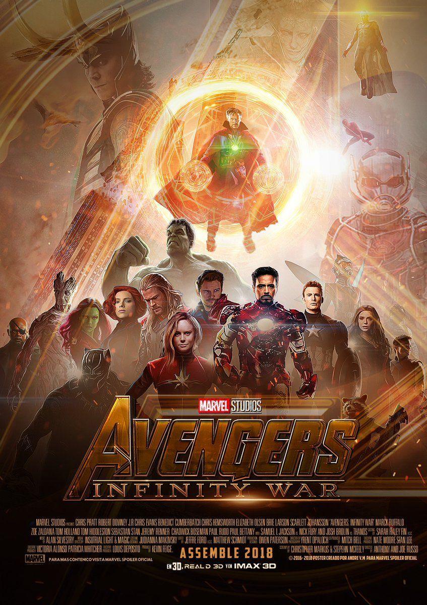 Watch Avengers Infinity War 2018 Online Movie Free Full